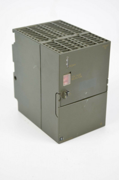Siemens simatic S7 6ES7 307-1EA00-0AA0 ( 6ES7307-1EA00-0AA0 ) E5