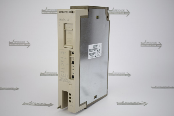 Siemens Simatic S5 951 Power Supply S5-115U/H 6ES5 951-7NB21 ( 6ES5951-7NB21 )