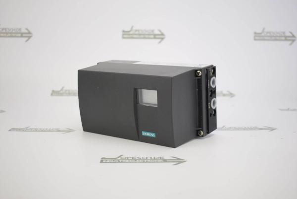 Siemens sipart PS2 i/p Positioner 6DR5010-0EN00-0AA0 ( 6DR5 010-0EN00-0AA0 )